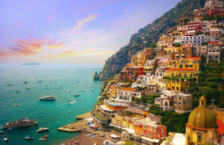 Costiera Amalfitana - Napoli e Pompei