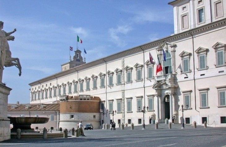 Quirinale e Villa Borghese