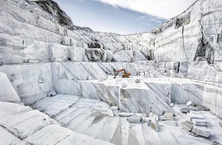 Carrara - Alla Scoperta Del Mondo Del Marmo