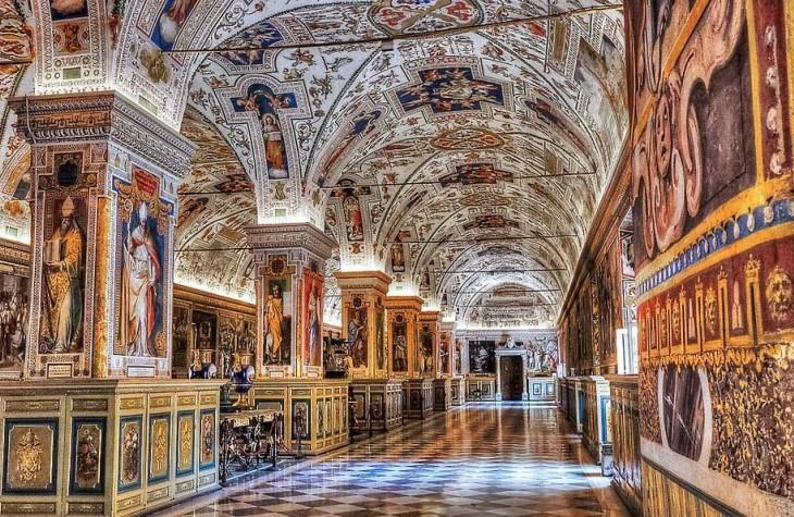 ROMA MUSEI VATICANI E CAPPELLA SISTINA