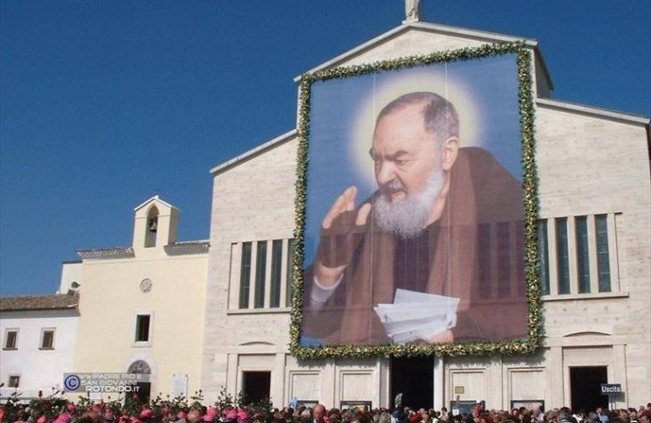 Padre Pio (San Giovanni Rotondo)