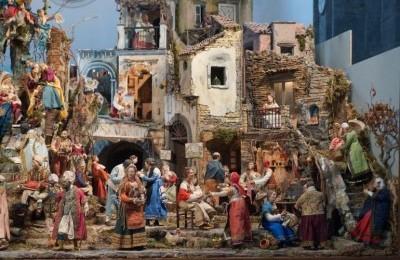 Presepi di Napoli e Sorrento (Mercatini)