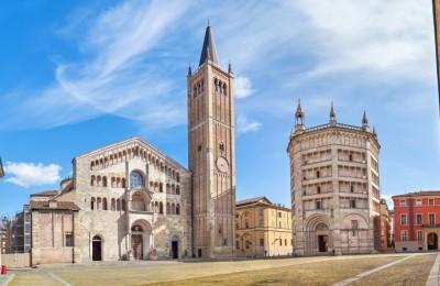 Basilica Papa Giovanni XXIII e Parma