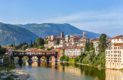 Bassano del Grappa e Vicenza
